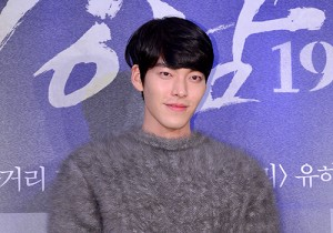 Kim Woo Bin Attends a VIP Premiere of Upcoming Film 'Gangnam 1970'