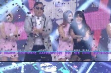 IU's Horse Dance, Surprise Performance With Psy 'Cute'