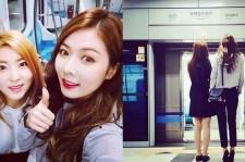 4minute hyuna nam jihyun kwon sohyun in the subway