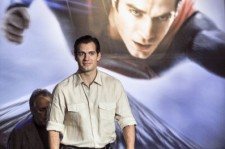 'Man Of Steel' Star Henry Steel Shoots Down Two Part Sequel Rumors!