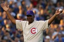 Ernie Banks in 2007 [PHOTO]