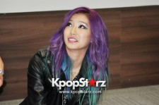 Ferlyn G, Together With Tiny-G Mint, Had Fun With Fans At Fan Party In Singapore [PHOTOS]