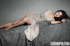 Oh Yeon Seo Cosmopolitan Magazine February Issue 2015