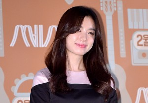 Han Hyo Joo Attends a Press Conference of Upcoming Film 'C'est Si Bon'