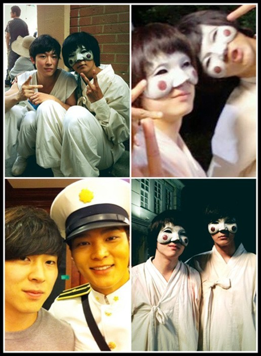 'Bridal Mask' Stuntman for Joo Won, As Good-Looking As Celebritieskey=>0 count1