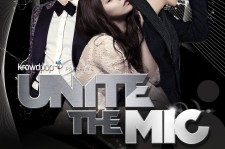 Ticket information regarding Krowdpop's Unite The Mic Tour 2015; which features Ailee, Jay Park, and San E.