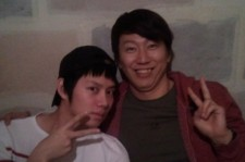 HeeChul and Kim Su Ro