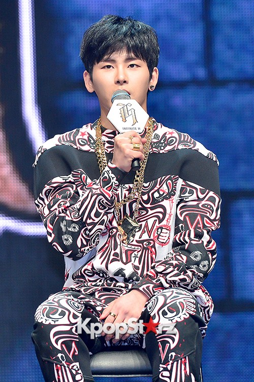 Infinite H 'Fly Again' Showcase Press Conference key=>14 count44