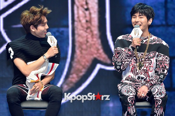 Infinite H 'Fly Again' Showcase Press Conference key=>33 count44