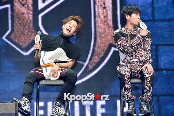 Infinite H 'Fly Again' Showcase Press Conference key=>34 count44