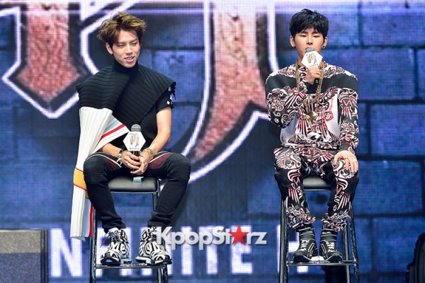 Infinite H 'Fly Again' Showcase Press Conference key=>36 count44