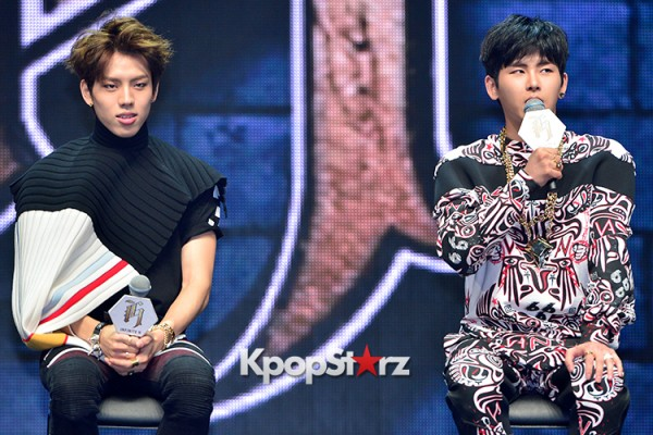 Infinite H 'Fly Again' Showcase Press Conference key=>38 count44