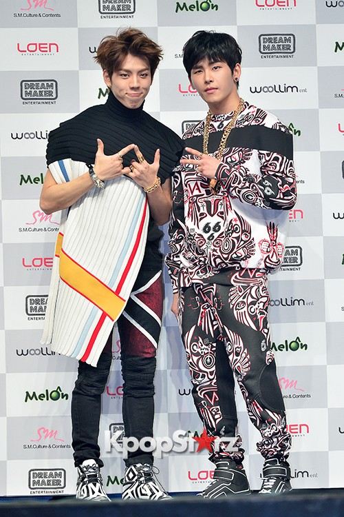 Infinite H 'Fly Again' Showcase Press Conference key=>39 count44
