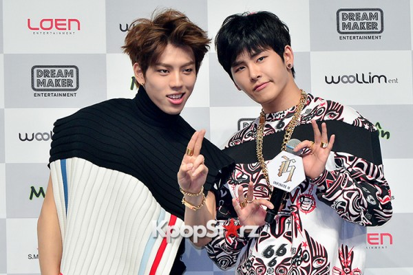 Infinite H 'Fly Again' Showcase Press Conference key=>0 count44