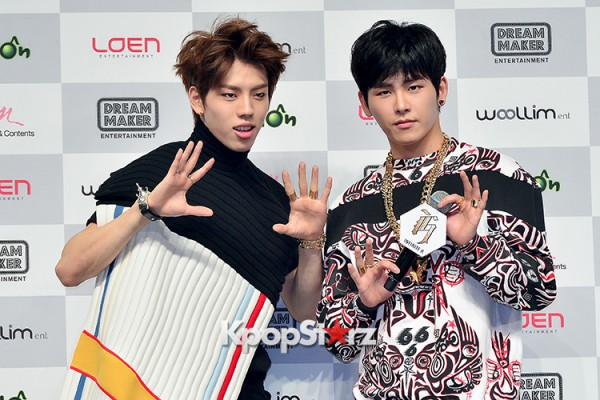 Infinite H 'Fly Again' Showcase Press Conference key=>41 count44