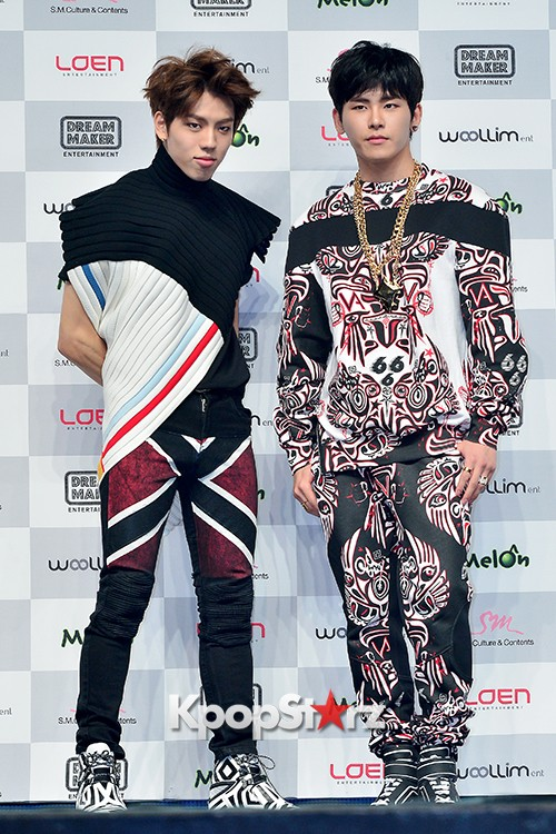 Infinite H 'Fly Again' Showcase Press Conference key=>42 count44