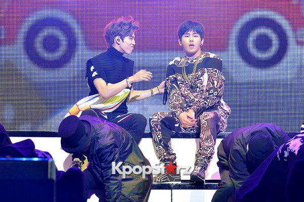 Infinite H 'Fly Again' Showcase Pretty Performance key=>1 count37