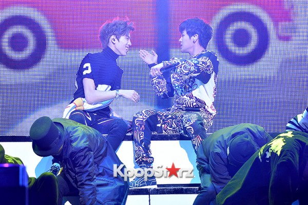Infinite H 'Fly Again' Showcase Pretty Performance key=>2 count37