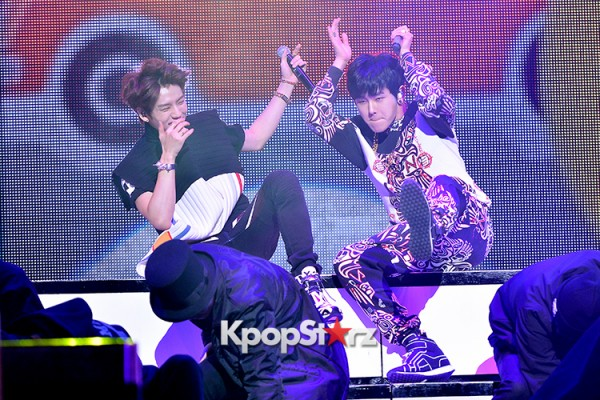 Infinite H 'Fly Again' Showcase Pretty Performance key=>3 count37