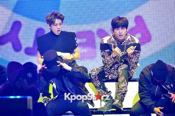 Infinite H 'Fly Again' Showcase Pretty Performance key=>5 count37