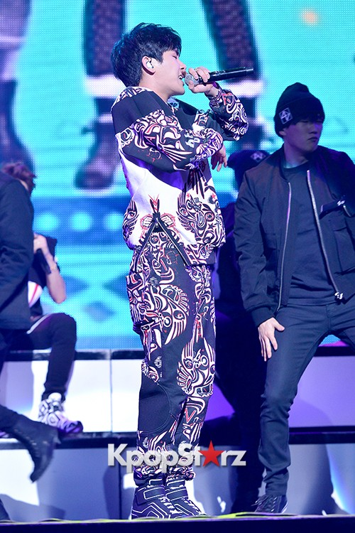 Infinite H 'Fly Again' Showcase Pretty Performance key=>10 count37