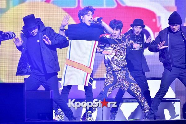 Infinite H 'Fly Again' Showcase Pretty Performance key=>23 count37
