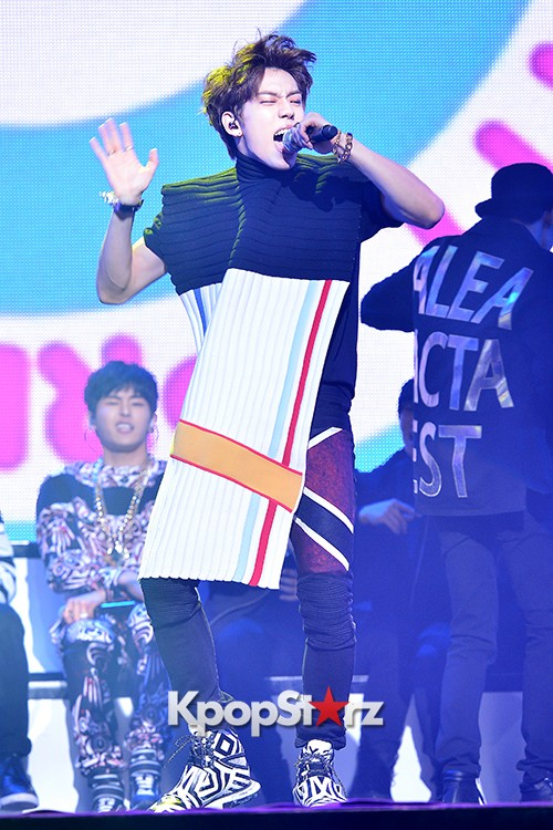 Infinite H 'Fly Again' Showcase Pretty Performance key=>27 count37