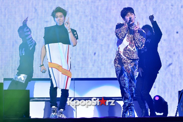 Infinite H 'Fly Again' Showcase Pretty Performance key=>28 count37