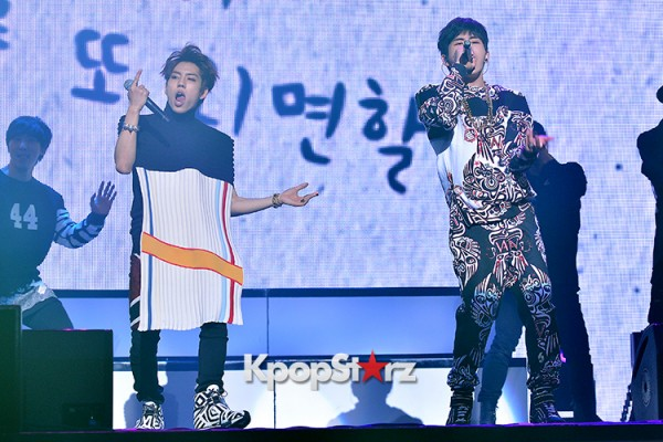 Infinite H 'Fly Again' Showcase Pretty Performance key=>30 count37