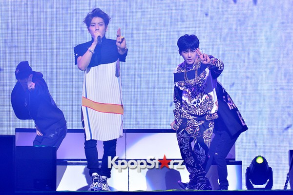 Infinite H 'Fly Again' Showcase Pretty Performance key=>31 count37