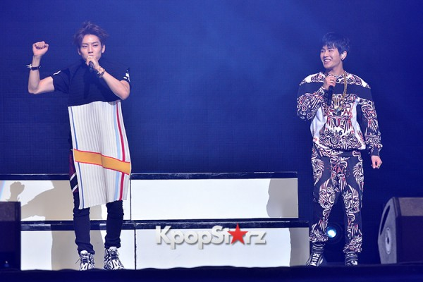 Infinite H 'Fly Again' Showcase Pretty Performance key=>35 count37