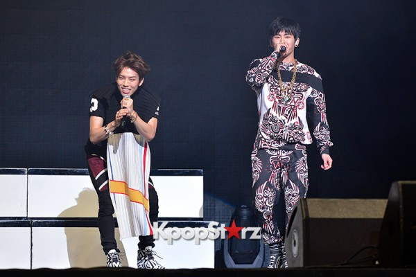 Infinite H 'Fly Again' Showcase Pretty Performance key=>36 count37