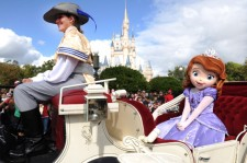 'Sofia the First' Takes A Royal Ride [PHOTO]