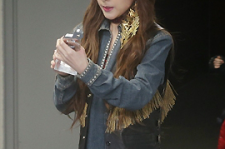 Dara at the Gaon Chart Awards