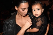 Kim Kardashian And North West [PHOTO]