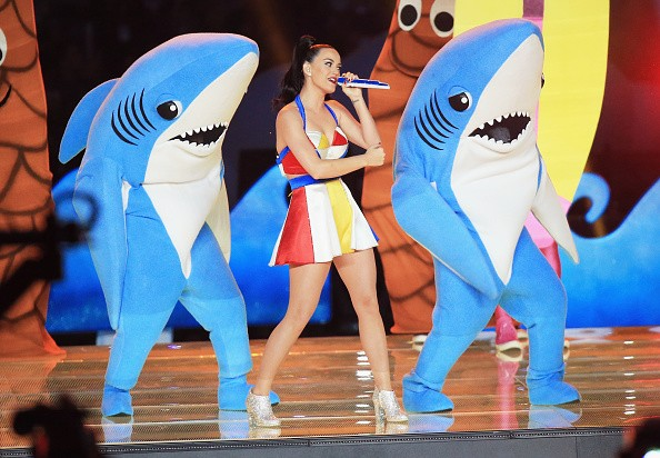 Katy Perry Super Bowl 2015 Half Time Performance Upclose [Photo Gallery]key=>9 count20