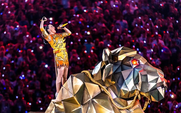 Katy Perry Super Bowl 2015 Half Time Performance Upclose [Photo Gallery]key=>3 count20