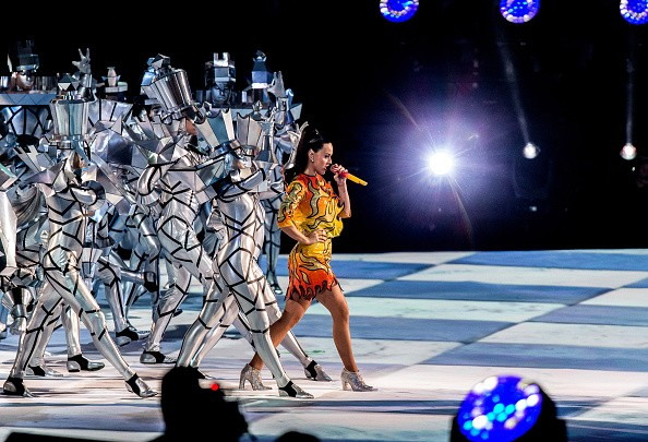 Katy Perry Super Bowl 2015 Half Time Performance Upclose [Photo Gallery]key=>5 count20