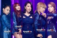 KARA Opens 'Pandora' at 'M Countdown' on September 9