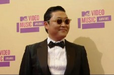 Psy on Red Carpet