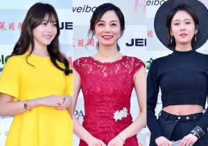 Chun Yi Seul, Choo So Young and Hwang So Hee Attend The 4th Gaon Chart Kpop Awards