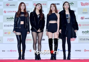KARA Attends The 4th Gaon Chart Kpop Awards