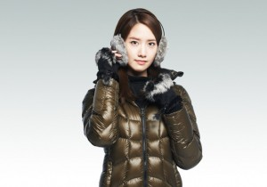 SNSD Yoona's Sporty Look For Eider 2012 F/W Photo Gallery