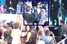 Katy Perry Kisses Psy on the Cheek at MTV VMA's?!