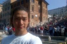 taecyeon rome