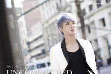 XIA Junsu Uncommitted