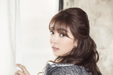 f(x)'s Luna in BNT International 2015