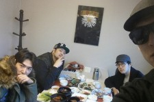 g.o.d lunch time