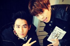 infinite h on choi hwa jung's power time