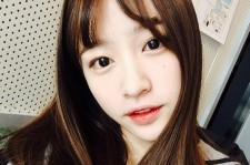 hani selfie on choi hwa jung's power time